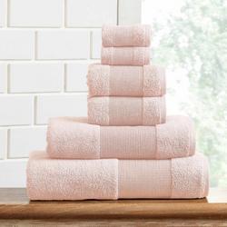 6-pc. Solid Towel Set