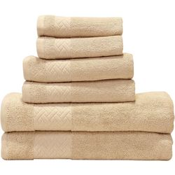Spunloft 6-pc. Solid Cotton Towel Set