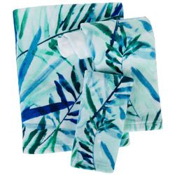 Panama Jack Cascading Leaves Towel Collection