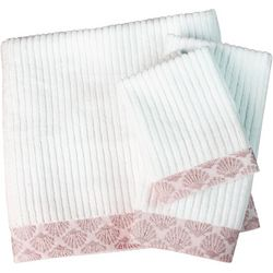 Lintex Sparkle Shell Towel Collection