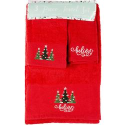3-pc. Believe Bath Towel Set