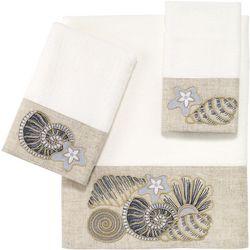 Avanti Shells Towel Collection