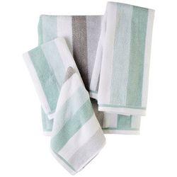 Caro Home Dana Stripe Towel Collection
