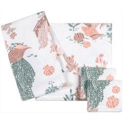 Caro Home Deep Sea Towel Collection
