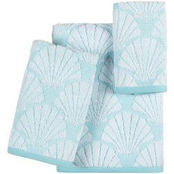 Caro Home Sachi Shell Towel Collection