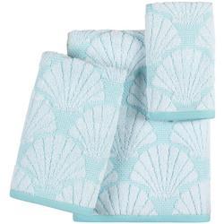 Sachi Shell Towel Collection