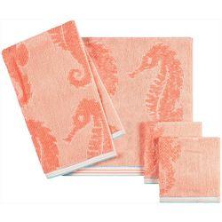 Caro Home Seahorse Isle Towel Collection