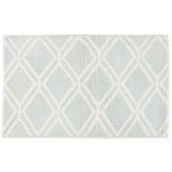 Devgiri Double Diamond Bath Rug