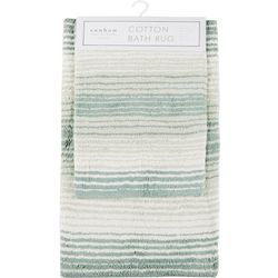 2-pc. Striped Bath Rug