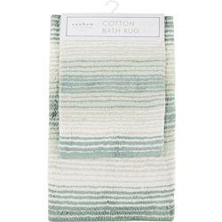 2-pc. Striped Bath Rug