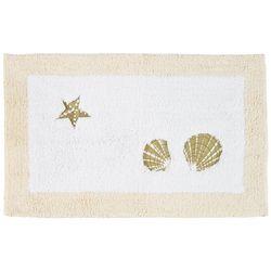 Homewear Sand & Sea 21'' x 33'' Bath Rug