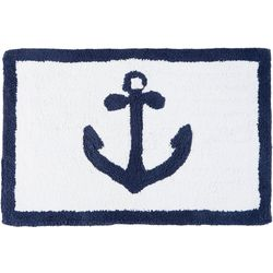 Homewear Anchors Away Bath Rug