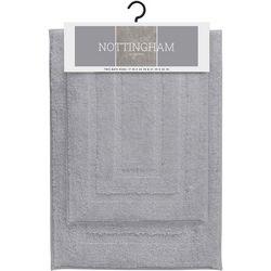 CHD Home Textiles 2-pc. Chelsea Framed Bath Rugs Set