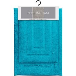 2-pc. Chelsea Framed Bath Rugs Set