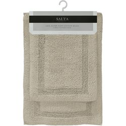 CHD Home Textiles 2-pc. Salta Bath Rug Set