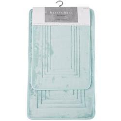 2-pc. Durham Memory Foam Bath Rug Set