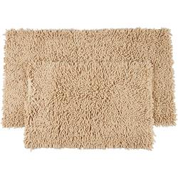 2-pc. Royale Chenille Bath Rug Set
