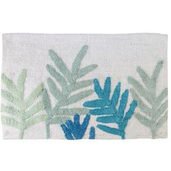 Cascading Leaves Bath Rug