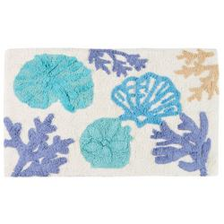 Sea Collection Bath Rug