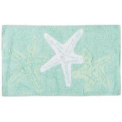 Panama Jack Starfish Bath Rug