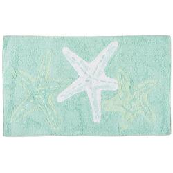 Starfish Bath Rug