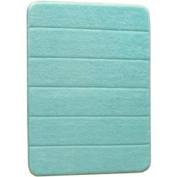 Memory Foam Stitch Bath Rug