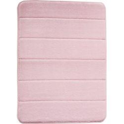 Chesapeake Merchandising Memory Foam Stitch Bath Rug