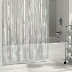 Peva Clear Shower Curtain/Liner