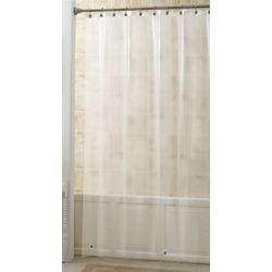 Peva Frost Shower Curtain