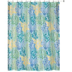 Fantasy Reef Shower Curtain