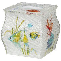 Rainbow Fish Tissue Box