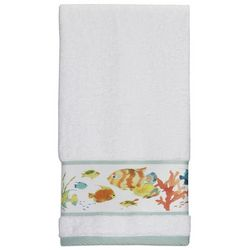 Rainbow Fish Hand Towel