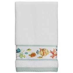 Rainbow Fish Washcloth