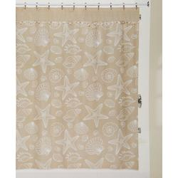 Ipanema Shell Shower Curtain