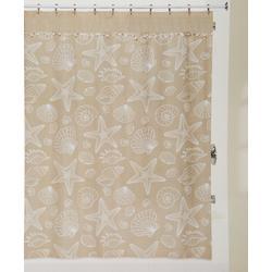 Ipanema Shell Shower Curtain