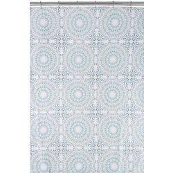 Haven by Homewear Aria Geo Shower Curtain