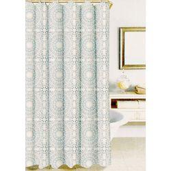 Homewear Aria Geo Shower Curtain