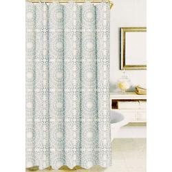 Aria Geo Shower Curtain