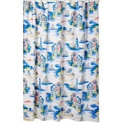 Seashore Serenade Shower Curtain