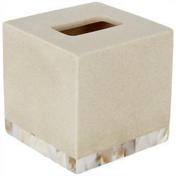 Oceanside Tissue Box