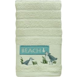 Bacova Waterfall Leaves Towel Collection