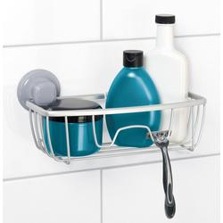 Never Rust Aluminum Suction Shower Basket