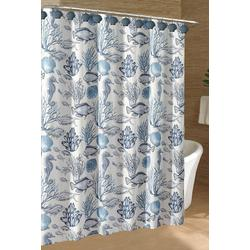 Deep Sea Shower Curtain