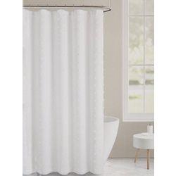 Dream Home Swiss Dot Shower Curtain