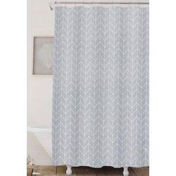 Home Collections Geometric Arrows Shower Curtain