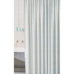 Park B. Smith Vintage House Fishbone Sand Shower Curtain
