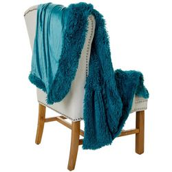 Dream Home Shag Luxury Plush Throw