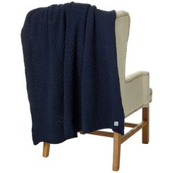 S.L. Home Fashions Waverly Knit Throw