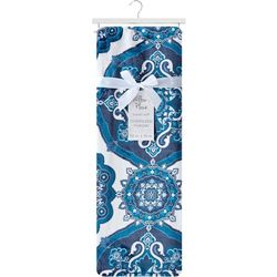 S.L. Home Fashions Willow's Place Medallion Throw
