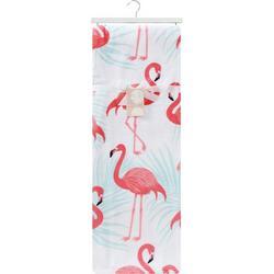 Flamingo Plush Throw